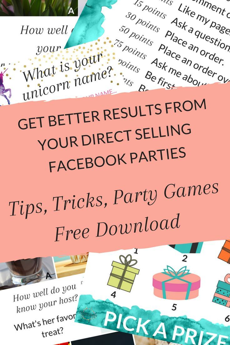 Facebook Parties How To Increase Interaction And Get Better