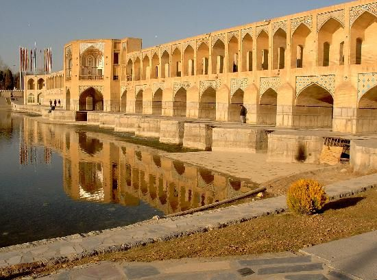 Esfahan – The most beautiful city in the world