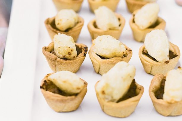 Baby Lamb and Mint meat Pies