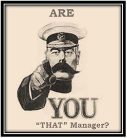 Are you 'that' manager? OPP, EQ and Lord Kitchener investigate!