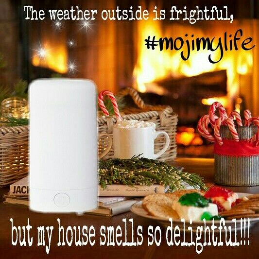It's that #time of year when you have to figure out what to give a #family member, a #friend, a #coworker, a #boss... don't stress and don't break your piggy bank! I have the #perfect #gift that everyone #loves! The #AirMoji #home or #business #fragrance #device will make your #holidays #wonderful! Place your order before the 18th of #December and it will be there for #Christmas Day!!! #mojimylife #mojilife #holiday #christmasgift #nostress