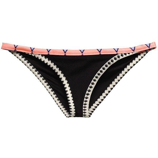 Victoria's Secret Cut-Out Triangle Top ($18) ❤ liked on Polyvore featuring swimwear, bikinis, bikini tops, multi color bikini, cut out bikini top, shiny bikini, colorful bikini and cutout swimwear
