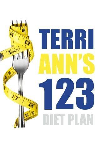 The Terri-Ann 1-2-3 Diet Plan - 10 Day Boost Box