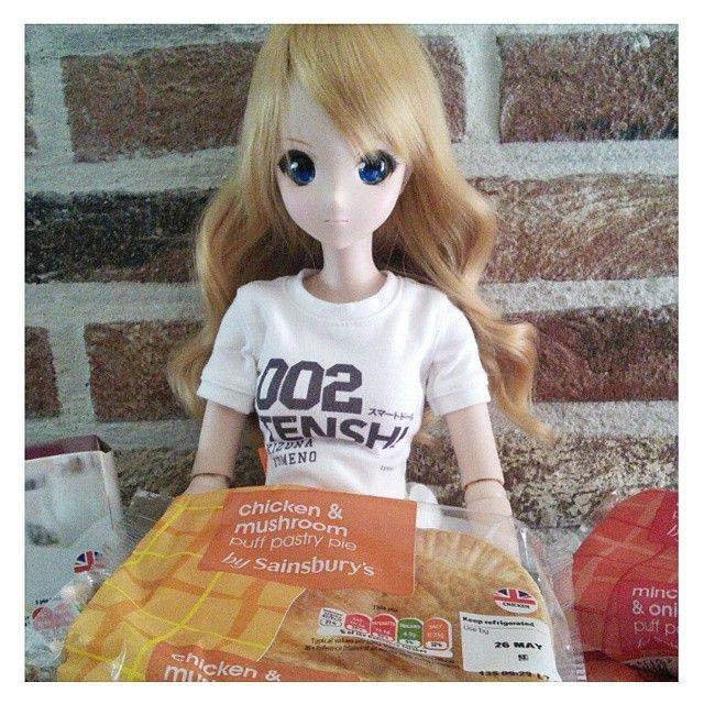 Kizuna Yumeno Smart Doll by chellejane