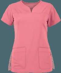Grey's Anatomy Scrubs Signature STRETCH Junior Fit Two Pocket Top