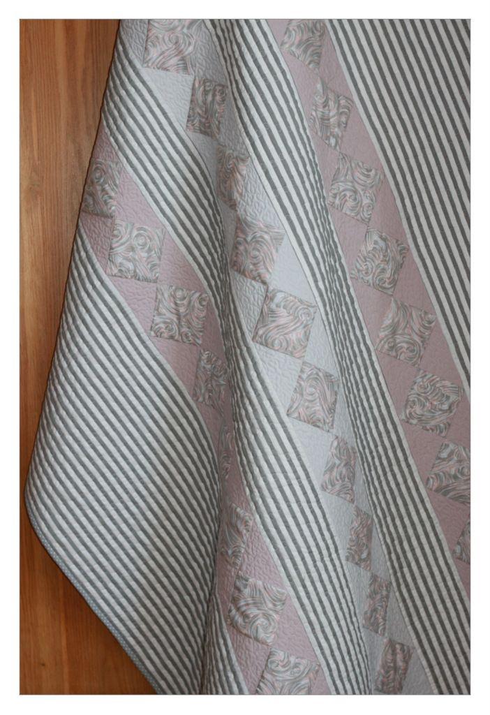 patchwork, quilt, obrus patchworkowy
