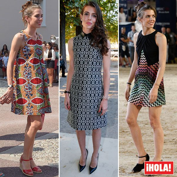 ¿Qué favoritos de moda guarda en su armario Carlota Casiraghi?