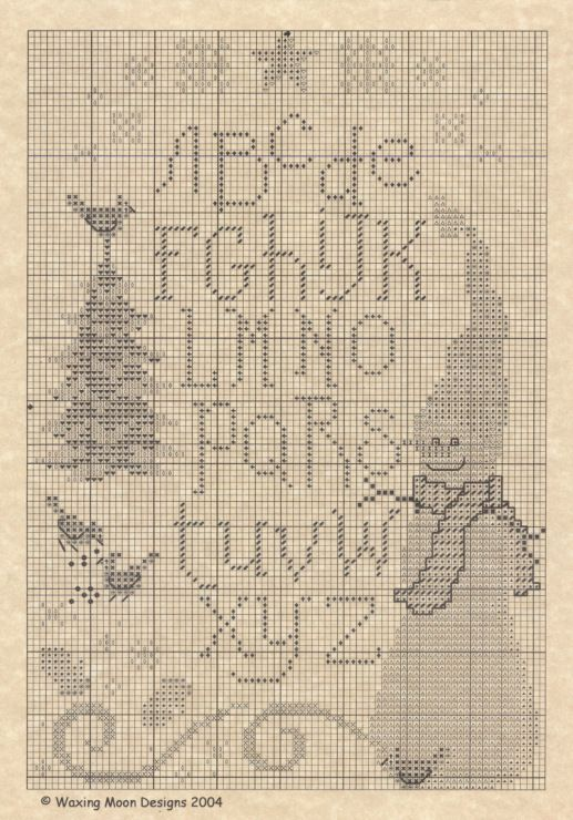 Cross Stitch Sampler Kits and Patterns - Everything Cross Stitch 65