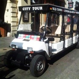 Melex Krakow sightseeing - tours by electric car. Old Town, Wawel Hill, Kazimierz, Schindler's Factory. Comfortable conditions, low prices, 16 languages!