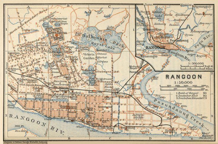Unknown, 1914, Yangon (Rangoon), Burma