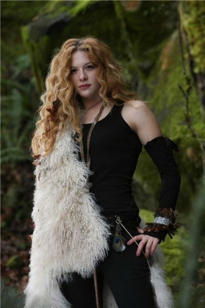 "Rachelle Lefevre who played Victoria in ""Twilight"" and ""New Moon""."