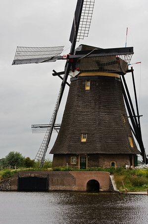 Photo of the Week – Kinderdijk Netherlands                              …