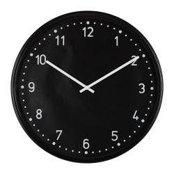 BONDIS Wall clock - IKEA $20