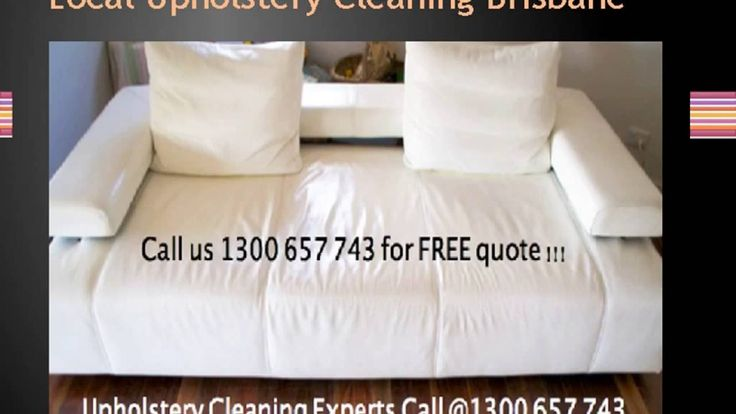 Our upholstery cleaners are fully accredited to remove harmful bacteria hidden inside your couch. We can also you with professional leather or fabric couch protection services.