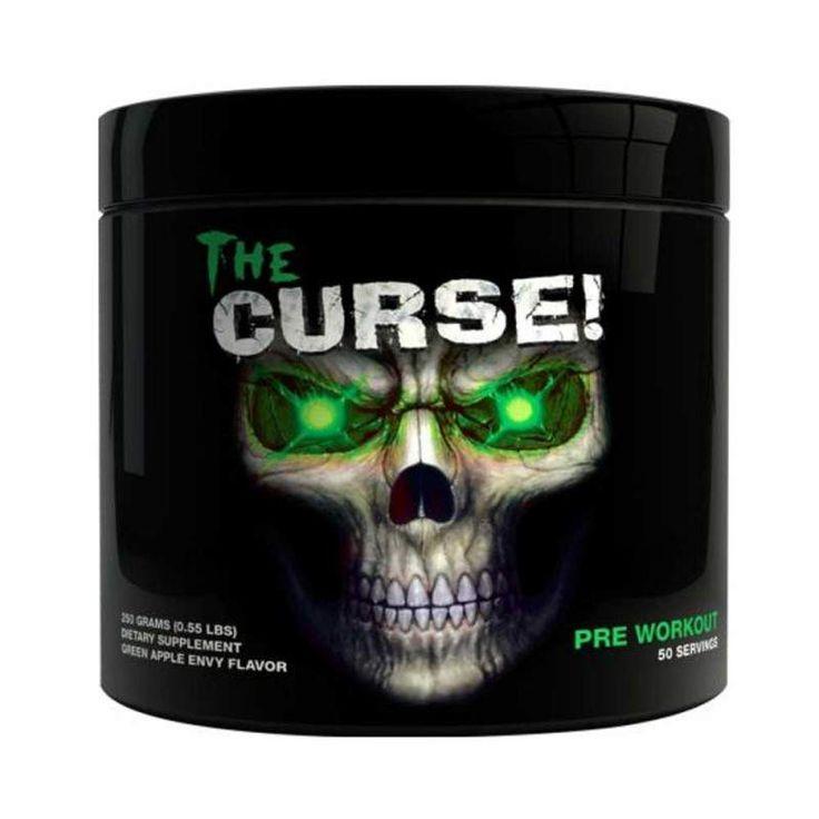 The Curse Cobra Labs The Curse Cobra Labs является одним из самых мощных и сногсшибательных передтренировочным комплексом.