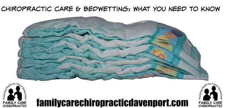 Infant Newborn Fussiness Chiropractors In Davenport And Bedwetting Diaper Deals