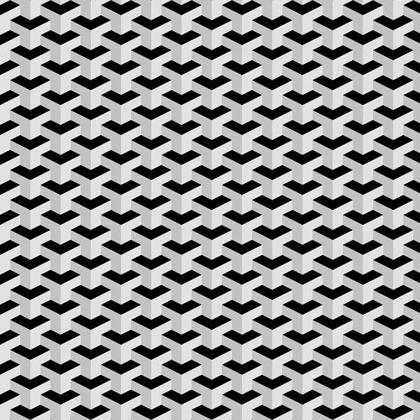 Create a Seamless, 3D, Geometric Pattern in Photoshop | Psdtuts+