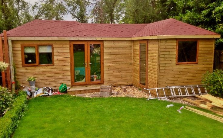 Best 25 l shaped tiny house ideas on pinterest home for L shaped shed