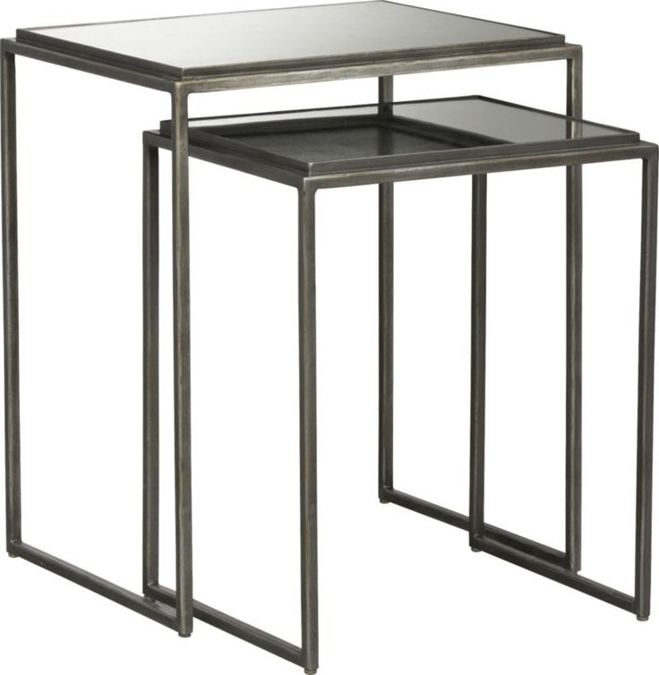 1000 Images About Small Nesting Tables On Pinterest