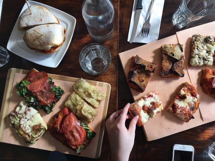 On vous parle d'un minuscule petit restaurant comptoir sur l'Avenue du Parc qui vous fera voyager à Rome le temps d'une bouchée : Carboni !