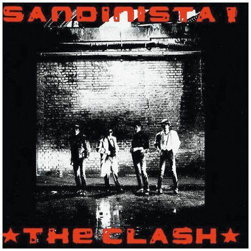 """Album cover: The Clash """"Sandinista"""""""