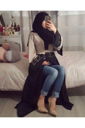 Abaya kimono LAYLA