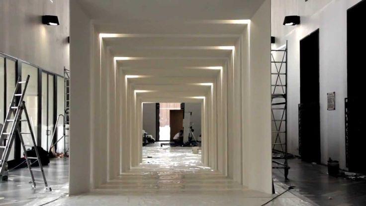 Dean Skira: 'Hooked Up' @ Milan Design Week 2013 - lighting by iGuzzini