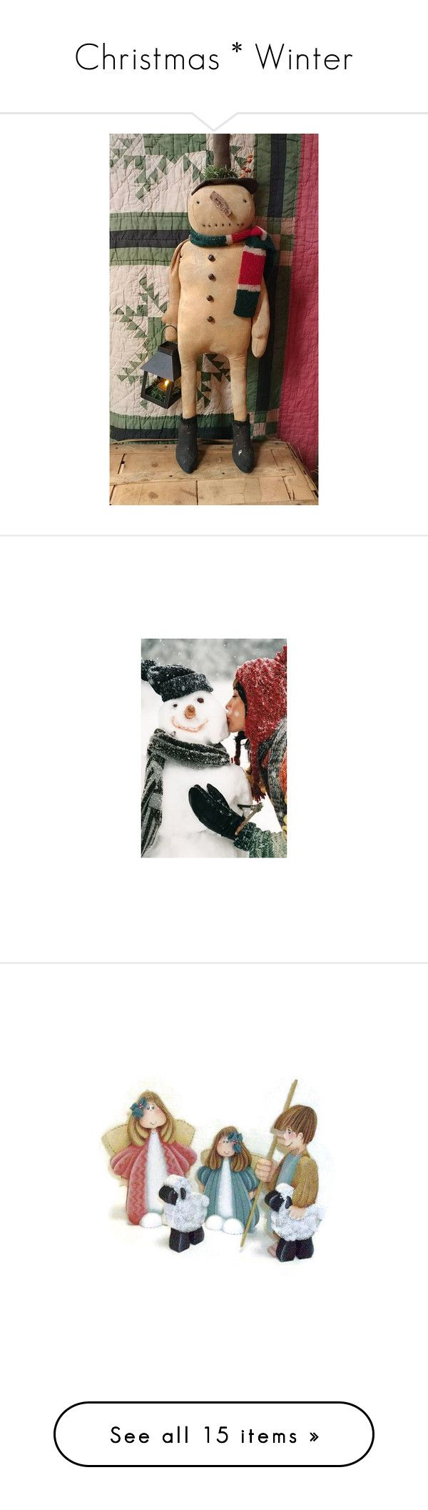 """""""Christmas * Winter"""" by jillsjoyagol ❤ liked on Polyvore featuring home, home decor, holiday decorations, battery powered lanterns, black lantern, green lantern, battery operated lanterns, black home decor, christmas and winter"""