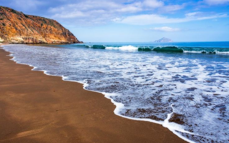A guide for what to do in Channel Islands National Park, including diving and snorkeling, hiking, and beach camping