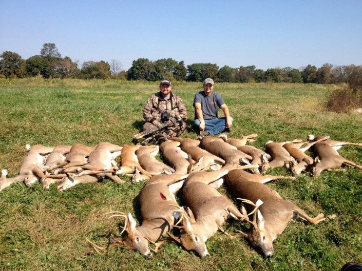 Deer Hunting | When is the Best Time to Shoot Does?