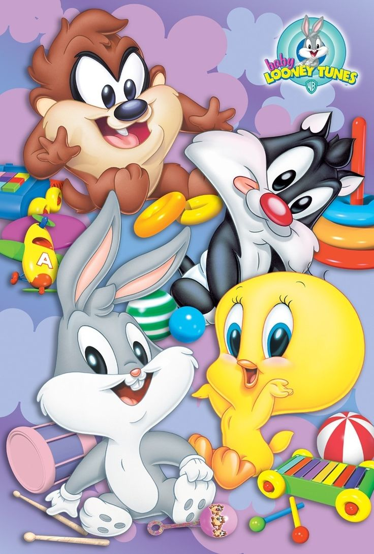 70 Best Images About Baby Looney Tunes On Pinterest