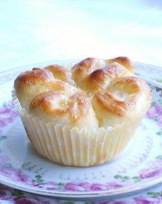 rimbobullar med vaniljkräm | custard buns