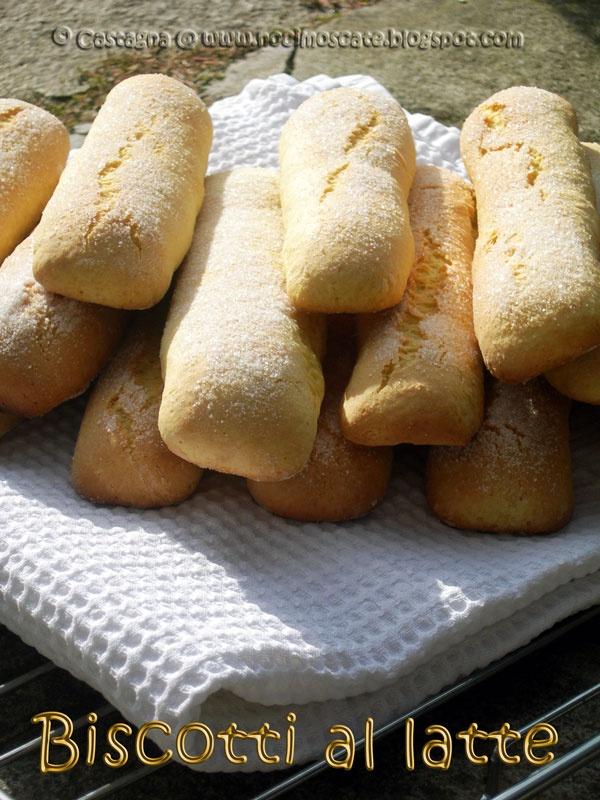 """Biscotti da """"inzuppo"""""""