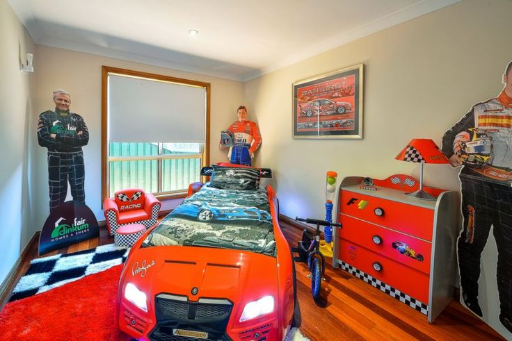 Fast car beds - Best bedroom competition