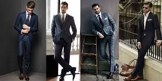 Resultado de imagen para trajes italianos para caballero