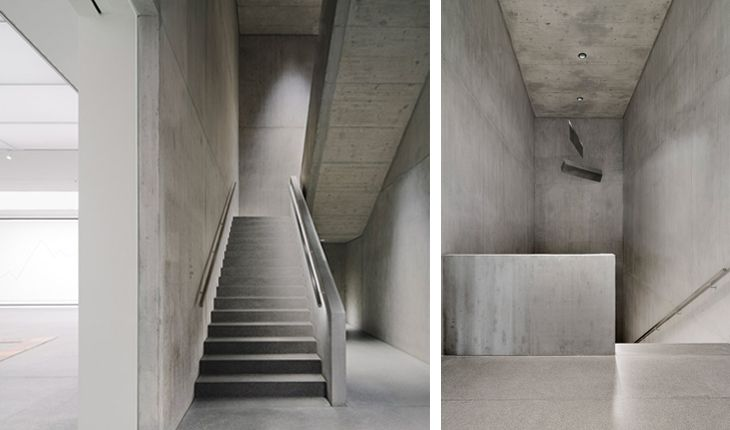 Bağımsız Ama Bağlantılı Bir Müze Ek Yapısı