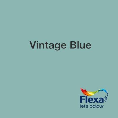 Collectie: Creations Kleur: Vintage Blue URL: http://www.flexa.nl/nl/kleur/vintage-blue