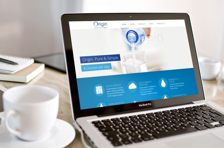 Origin Water new website http://originwater.co.za