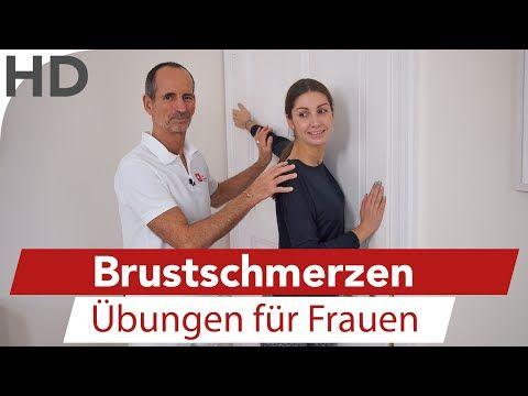BWS-Schmerzen // Eine effektive Übung gegen Schmerzen in der Brustwirbelsäule // Ohne Zeitlverlust - YouTube