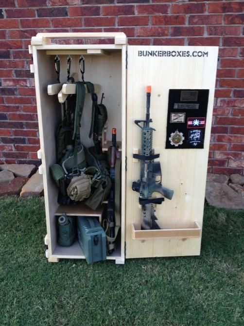 Bunker Boxes USA - Products