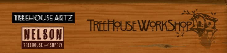 TreeHouse Workshop, Located in Seattle, builders specializing in treehouse design and tree house construction for adults and kids