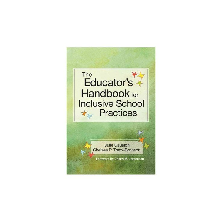 The Educator's Handbook for Inclusive School (Paperback)
