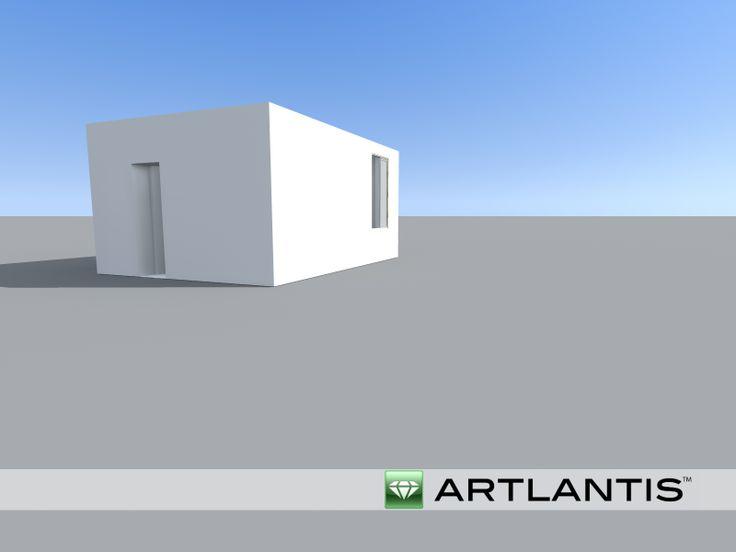 Artlantis vista giorno 2