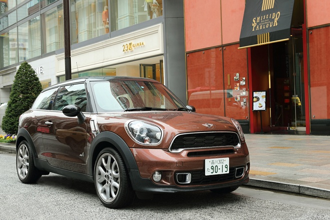MINI Cooper S Paceman ALL4(4WD/6AT)