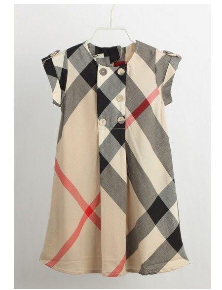 2 6yrs ребёнки платья платье Мода лето 2014 Новый короткими рукавами Девочки бренд плед платье 100% хлопок Бесплатная доставка в платья от детей и Mothercare на Aliexpress.com | Alibaba Group