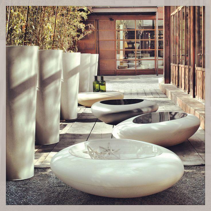 Kos coffee table by Tonin Casa