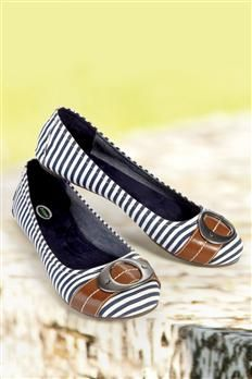 Striped Flats by Dr. Scholls   Chadwicks                                                                                                                                                                                 More