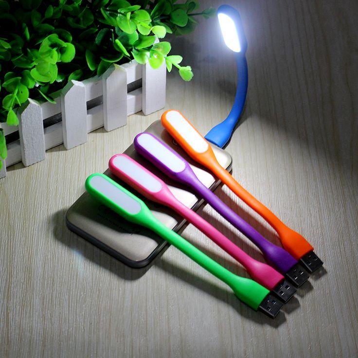 10Pcs/lot Portable Xiaomi USB 5V 1.2W LED Light Lamp USB Gadgets For Xiaomi Power Bank & Notebook & Computer Summer Gadget
