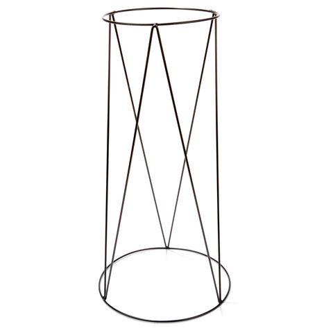 metal Pot Stand 60cm Bk home & Co