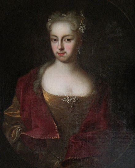 Anna Constantia von Brockdorff - Wikipedia, the free encyclopedia